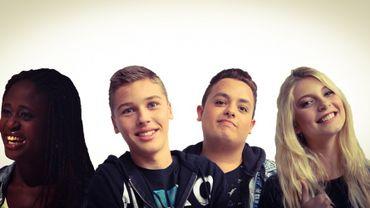 Bernie, Thom, Zack et Salomé