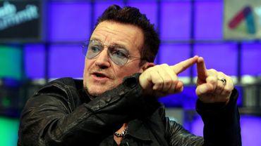 U2 partira en tournée en 2015, à partir du mois de mai