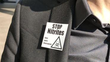 Gare aux nitrites dans le jambon! Des eurodéputés alertent le consommateur.