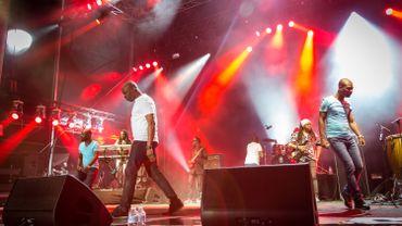 Magic System, lui, a performé vendredi sur la scène du Couleur Café.
