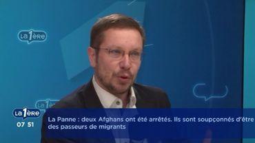"""François Desquesnes (cdH): """"Elio Di Rupo doit arrêterde jouer à Hibernatus"""""""