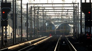 BELGIUM HALLE TRAINS ACCIDENT DISASTER AFTERMATH
