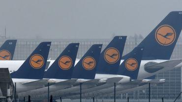 Les pilotes de la Lufthansa reprendront la grève mardi et mercredi