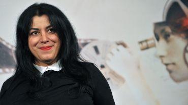 La réalisatrice franco-iranienne Marjane Satrapi 0