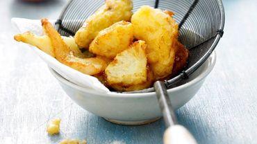Recette de Candice: Pâte à beignets tempura polyvalente