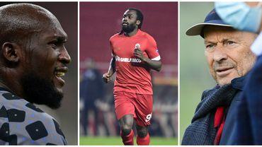 """Jordan Lukaku sur sa signature à l'Antwerp : """"c'est Romelu qui est entré en contact avec Lucien D'Onofrio"""""""