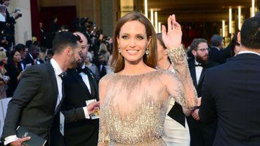 """Angelina Jolie vient de réaliser son deuxième film, """"Invincible"""""""
