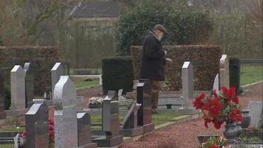 Le cimetière comptera bientôt 2500 tombes supplémentaires.
