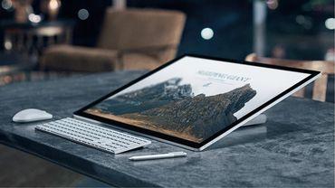 Le Microsoft Studio.