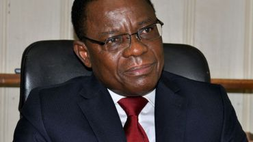 L'opposant camerounais Maurice Kamto photographié le 14 août 2018.