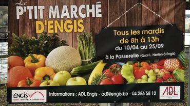 Marché d'Engis