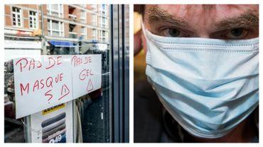 masques medicaux coronavirus