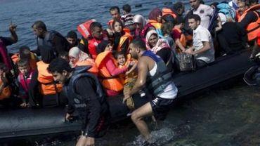 Crise des migrants: 3 migrants meurent en Grèce au large de l'île de Farmakonisi