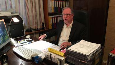 Médecin généraliste, le Docteur Michel Vermeylen préside le Comité d'évaluation de la prescription de médicaments