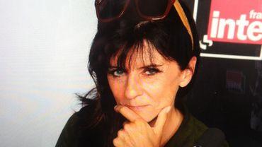 """Christine Masson pour son livre """"Aller au cinéma ou faire l'amour"""""""