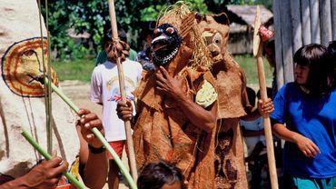 Découvrir le peuple Ticuna à Binche
