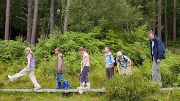 """En Europe, les """"forest schools"""" sont très présentes dans les systèmes éducatifs allemands et danois."""