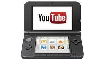 L'application YouTube de la Nintendo 3DS vit ses derniers jours