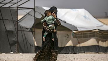 Rapatriement de 10 enfants de combattants belges en Syrie: les parents vont en appel