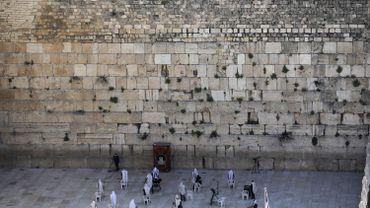 Des espaces souterrains découverts lors de fouilles près du Mur des Lamentations