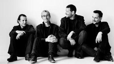 Les artistes des Illuminations, Léo Ullmann, Quentin Dujardin, Matthieu Saglio, Samuel Cattiau