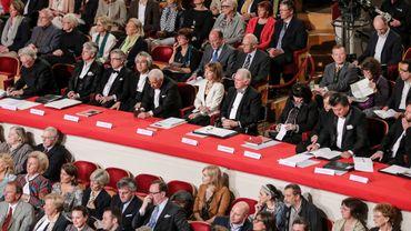 Le jury 2013 du Concours Reine Elisabeth piano
