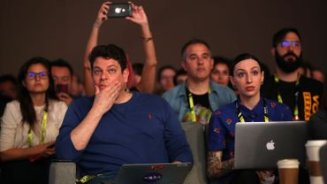 Google Makes Gaming Announcement During Keynote At Gaming Industry Conference GDC (image prétexte)