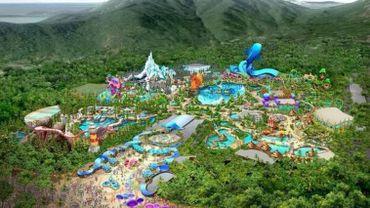 Le plus grand aquarium du monde, en Chine