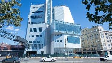 Whitney Museum of American Art, vue ouest, septembre 2014