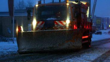 Les ouvriers communaux sont de sortie en Province de Luxembourg.