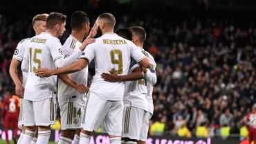 Un Real séduisant survole Galatasaray grâce à son duo Rodrygo-Benzema, Hazard joue 67 minutes