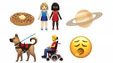 Gaufre, couples mixtes, fauteuils roulants... ces émojis vont (probablement) arriver sur vos téléphones