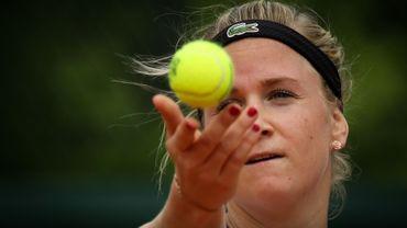 Bonaventure qualifiée pour le deuxième tour des qualifications à l'US Open