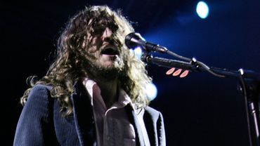 Red Hot Chili Peppers retrouve son guitariste John Frusciante.
