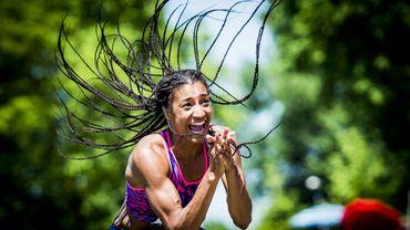 """La photo de Jasper Jacobs lauréate de la catégorie """"Sport"""""""