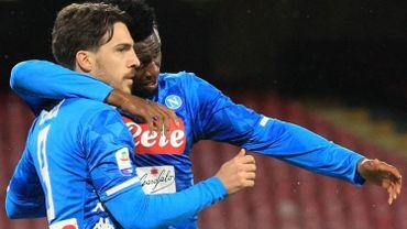 Chelsea et Naples gagnent à l'extérieur en 16e aller