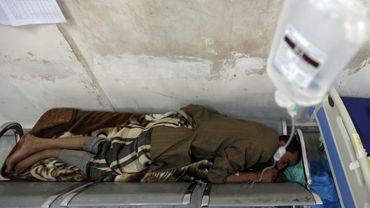 Yémen: la nouvelle vague de choléra continue de ravager le pays