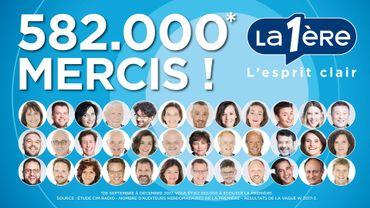 582.000 mercis !!!
