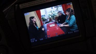 Myriam Leroy, Marie Ramot, Yhierry Bellefroid