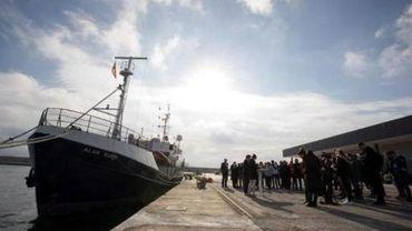 Accord trouvé pour le débarquement des 62 migrants bloqués au large de Malte