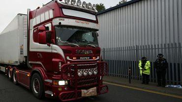 39 morts à bord d'un camion en Angleterre: deux nouvelles arrestations