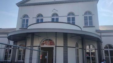 Construite en 1841, la gare de Braine-le-Comte est l'une des plus anciennes encore en activité
