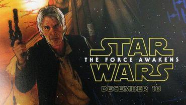 La nouvelle affiche pour Star Wars Episode VII
