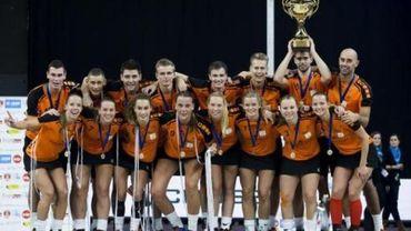 Les Pays-Bas battent la Belgique en finale et conservent leur titre mondial en Korfball