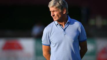 José Riga de retour à Visé comme manager