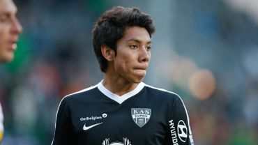 Le jeune Costaricien Carlos Martinez-Castro, quitte Eupen
