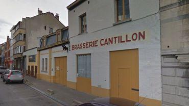 La célèbre brasserie Cantillon.