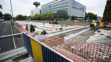 Le viaduc Reyers est en piteux état et une rénovation coûterait trop cher.