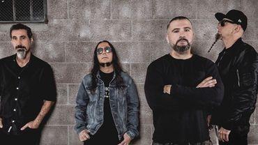 System of a Down de retour à Rock Werchter