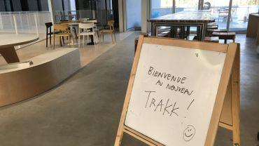 Namur: le TRAKK s'agrandit pour mieux faire germer vos idées